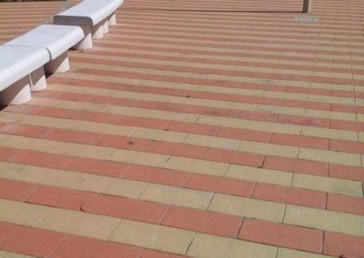 mattonelle in cemento