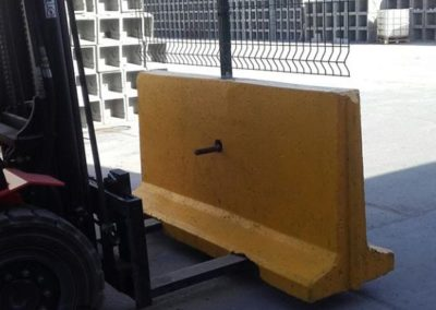 recinzioni mobili autostabili